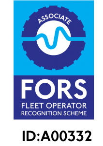 van smart training course FORS logo